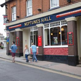 Neptunes Hall Broadstairs Exterior