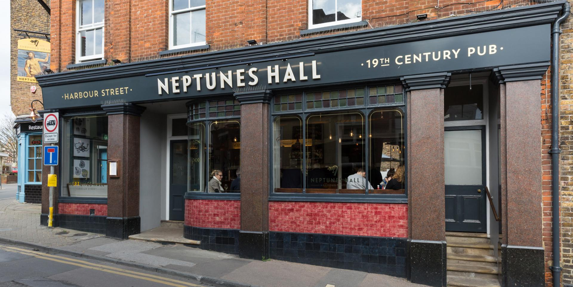 Neptunes Hall, Broadstairs